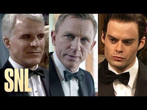 SNL Presents James Bond Sketches