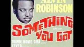Alvin Robinson I'm Gonna Put Some Hurt On You Blue Cat 108 1965