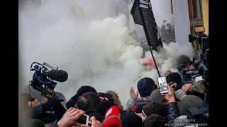 #Киев #Саакашвілі #Марш за ИМПИЧМЕНТ #Саакашвили #Saakashvili #Штурм Жовтневого палацу
