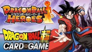 New Dragon Ball Heroes Anime Means New DBS Cards?!?!?