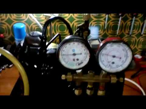 How to make your own Refrigerant Recovery Machine part 1