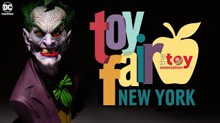 New York Toy Fair 2018 | DC Collectibles Reveals