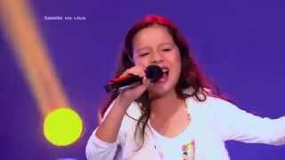 Isabella cantó So What de Pink, M. Martin y Shellback - LVK Col – Audiciones a ciegas - Cap 20 – T2