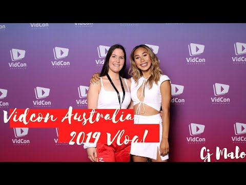 VidCon Australia, Melbourne 2019 Vlog MYLIFEASEVA, VLOGSQUAD, TRY GUYS & More