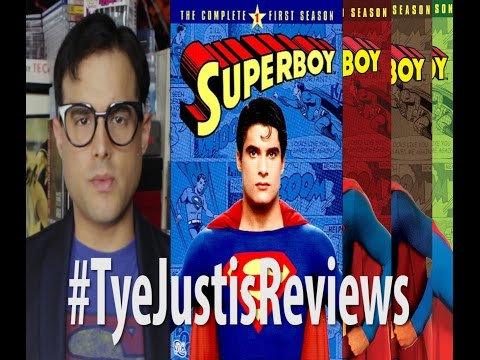 Tye Justis Reviews Episode 5: Superboy The Television Series