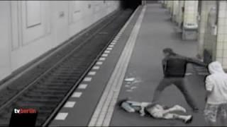 U-Bahn-Schläger: Mehr Polizeipräsenz in Berlin gefordert