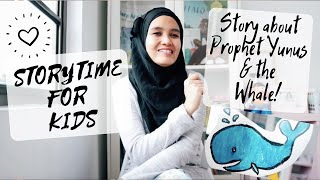 Storytime For Kids: Story About Prophet Yunus