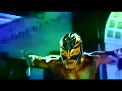 WWE Rey Mysterio New theme song 2011 Titantron.HD