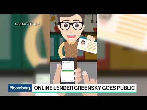 Pimco-Backed Online Lender GreenSky Goes Public