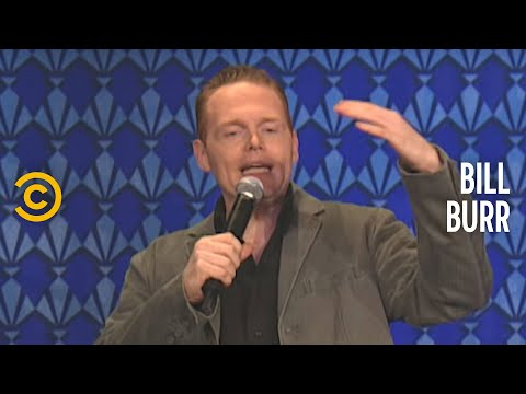 Live at Gotham - Bill Burr - Going to Church