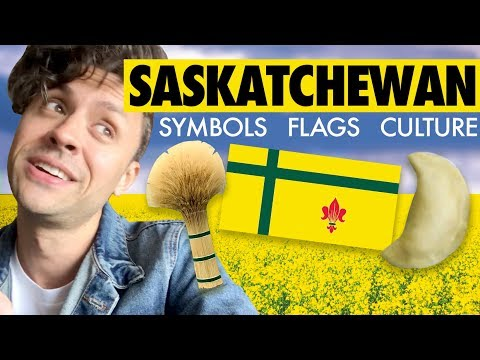 Visiting SASKATCHEWAN - Canada's rural wasteland
