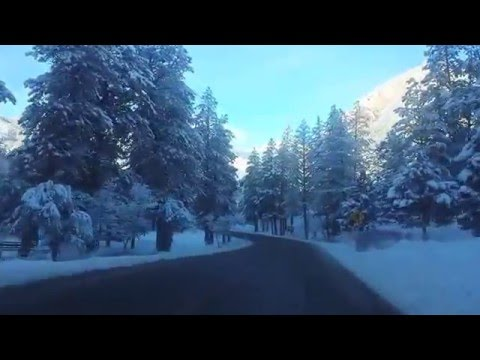 2016-01-06 Mt Charleston, Las Vegas NV -  Winter Drive