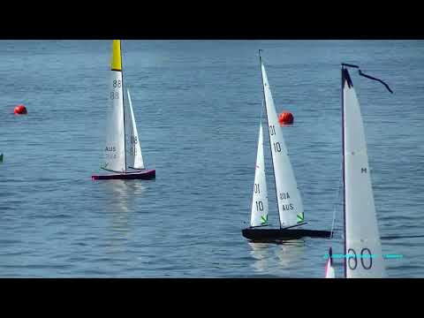 ARYA Nationals 2018 Day 11 Race 1 - RM