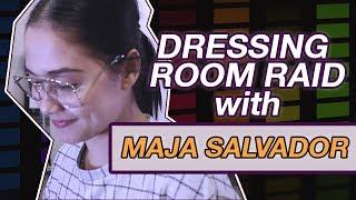 #MORExclusives: Dressing Room Raid sa 1MX Abu Dhabi with Maja Salvador!