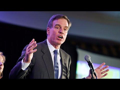 Warner speaks about Mueller investigation on Senate floor