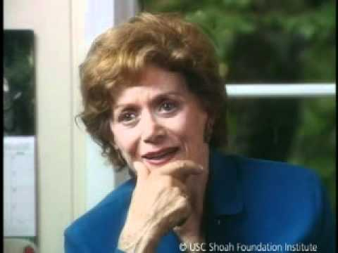 Jewish Survivor Dina Gottliebova-Babbitt Testimony Part 1
