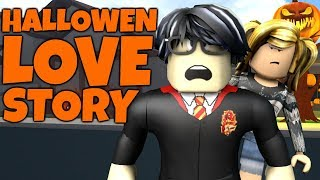 A HALLOWEEN LOVE STORY in ROBLOX