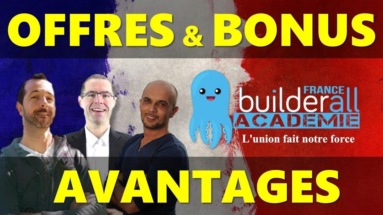 Builderall France Académie : Bon plan ou arnaque ? Avis de James & vision de l'avenir de Bu