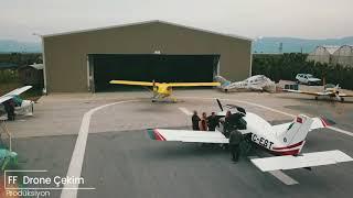 Kelaynak havacılık drone çekimi