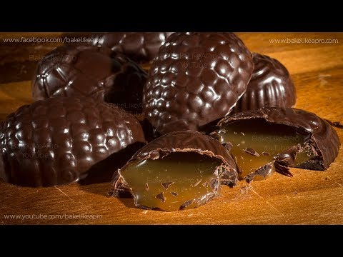 EASY Chocolate Caramel Easter Eggs Recipe Tutorial