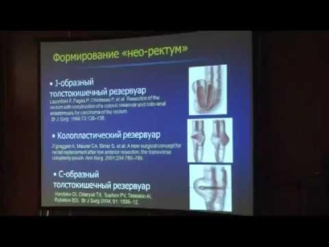 Что такое колопроктология?