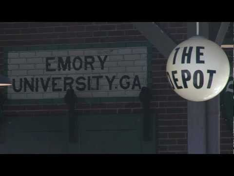 Emory History Minute: The Depot