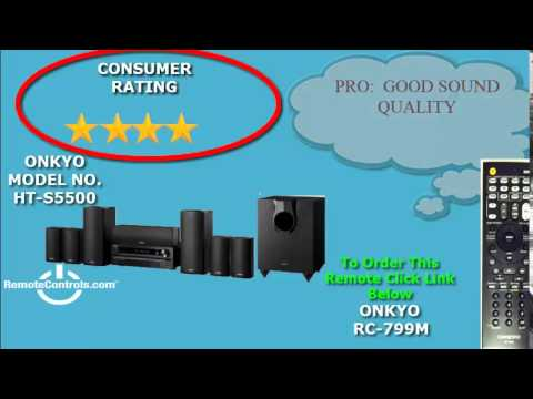 Overview Onkyo Home Theater Procedure seven 1-Channel – HT