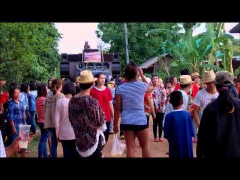 Rocket Day 2015  Baan Non Sawang  Isaan Thailand