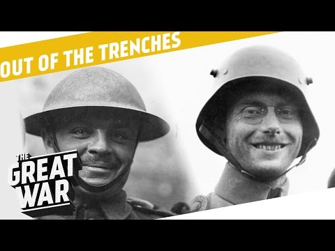 Comparing WW1 Helmet Designs I OUT OF THE TRENCHES