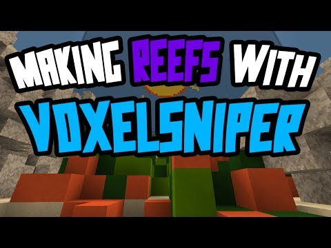 VoxelTip: How to Make a Simple Reef in Minecraft