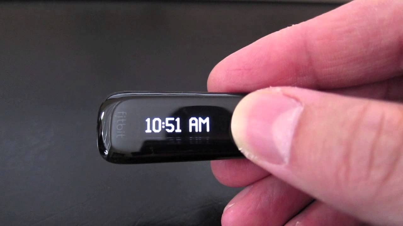 Fitbit One Fitbit Reviews Youtube