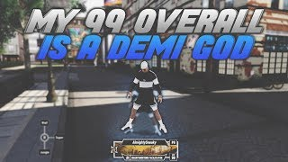 NBA 2k20 - THIS BUILD AT 99 OVERALL IS A DEMI GOD!! ~ TWO 99s OVERALLs EXPOSED