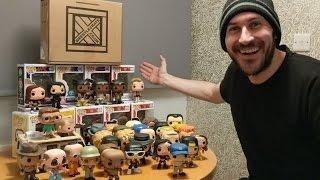 MY WWE FUNKO POP VINYL COLLECTION!!!