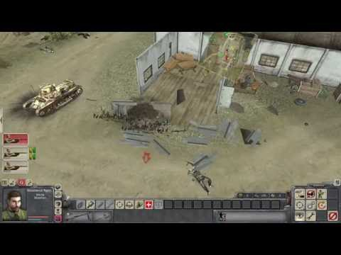 MEN OF WAR -Soviet campaing -  The Road To Victory -P.O.W