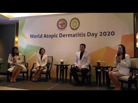 """""""โรคผื่นภูมิแพ้ผิวหนัง โรคใกล้ตัวที่ถูกมองข้าม"""" World Atopic Dermatitis Day 2020"""