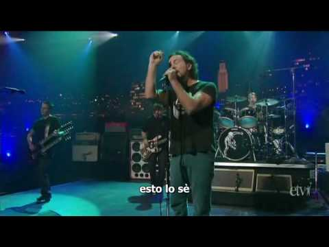 Pearl Jam- Inside Job  en español