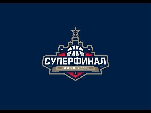 Витязь (Уфа) - INANOMO (Москва). Мужской Суперфинал 2018