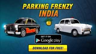 Parking Frenzy India Official Trailer