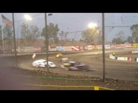 Bakersfield Speedway race
