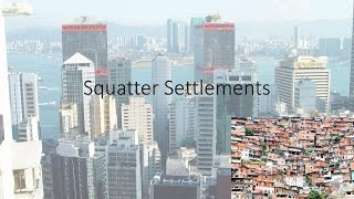 Squatter Settlements Quiz (GCSE Geography AQA A)