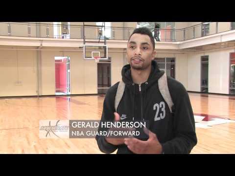 Accelerate Basketball Training - NBA Athlete Testimonials