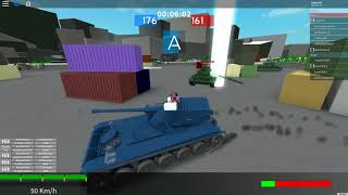 Roblox Tankery: AMX 13 75 AND 13 90