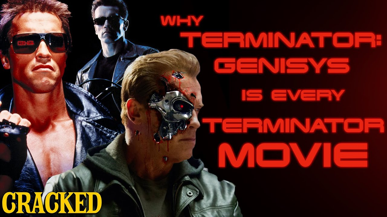 Cracked Terminator 3 Deleted Scene