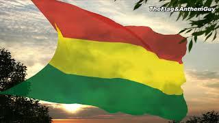 Flag and anthem of Bolivia