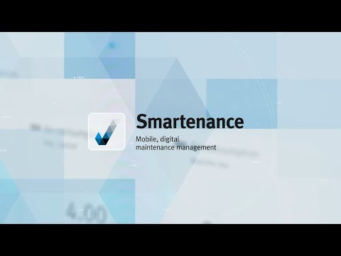 Smartenance | Digital maintenance management