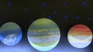 قطر تعلن اكتشاف ثلاثة كواكب نجمية جديدة