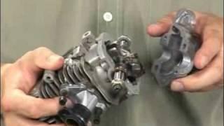 Como funciona o motor dois tempos - parte 1