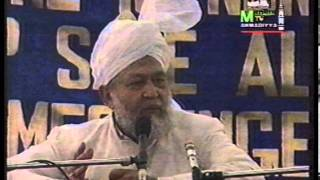 Jalsa Salana Canada 1994 - Address to Lajna by Hazrat Mirza Tahir Ahmad (rh)