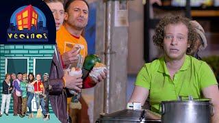 Vecinos, Capítulo 7: ¡Luis calla al tamalero! 🤫 | Temporada 7 | Distrito Comedia