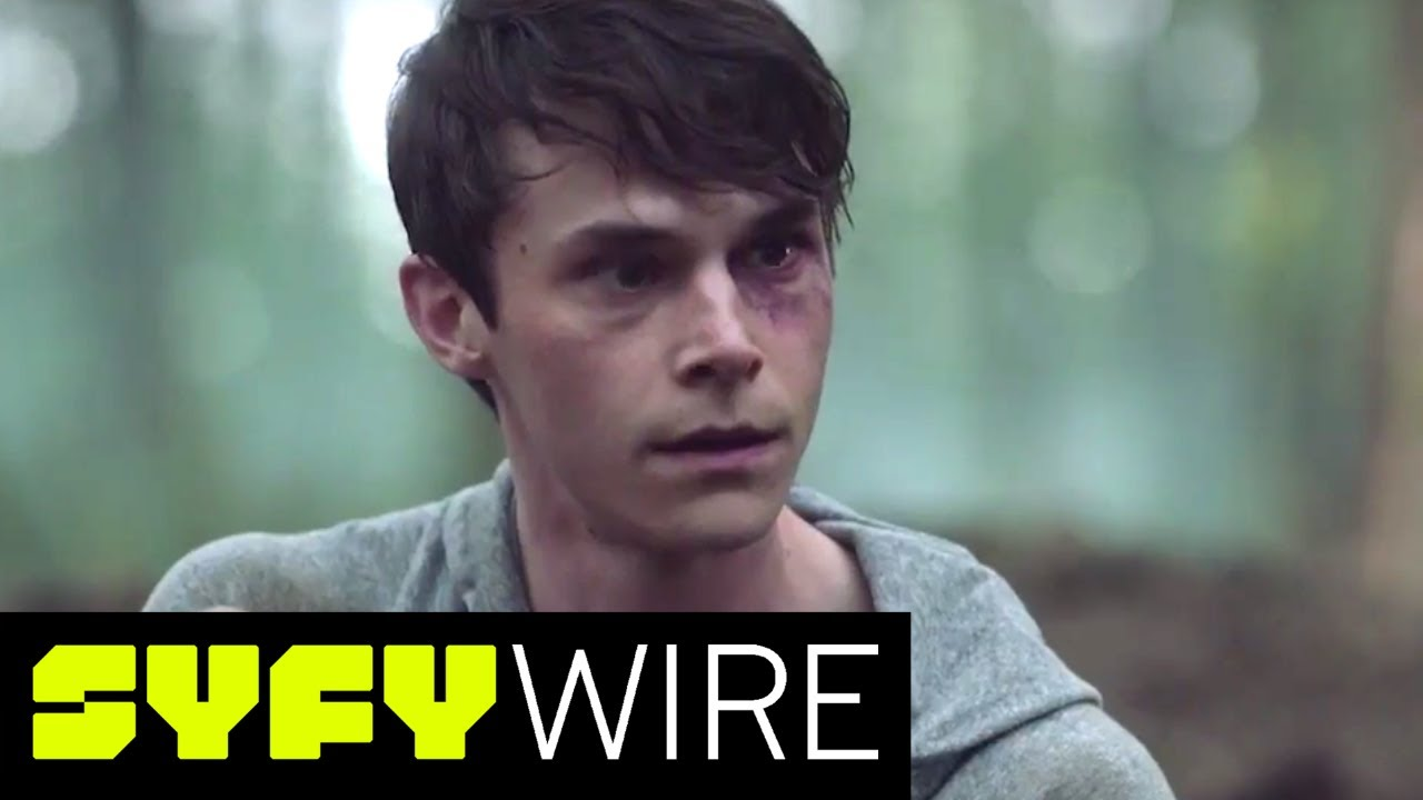 Beyond Season 2: Digging The Hole | SYFY WIRE - YouTube